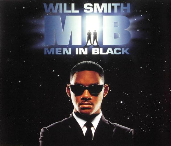 SMITH, WILL - Men In Black - MCD