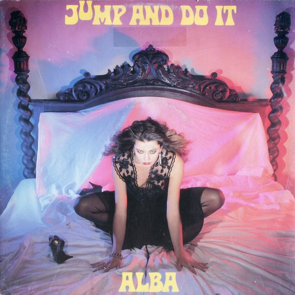 ALBA - Jump And Do It - Maxi x 1