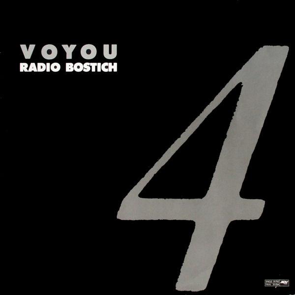 VOYOU - Radio Bostich - 12 inch x 1