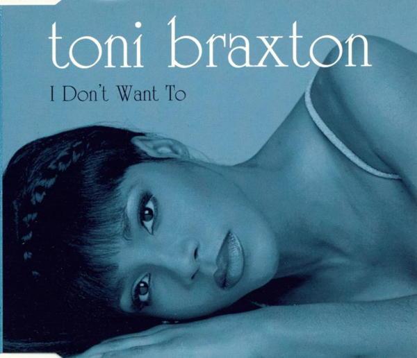 BRAXTON, TONI - I Don't Want To - CD Maxi