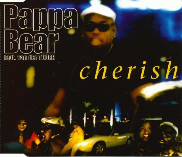 PAPPA BEAR FEAT. VAN DE TOORN - Cherish - MCD