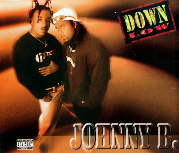 DOWN LOW - Johnny B. - CD Maxi