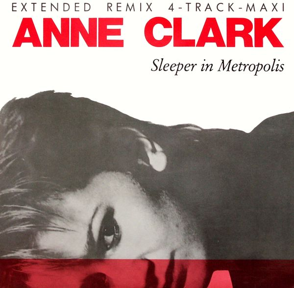 CLARK, ANNE - Sleeper In Metropolis - Maxi x 1