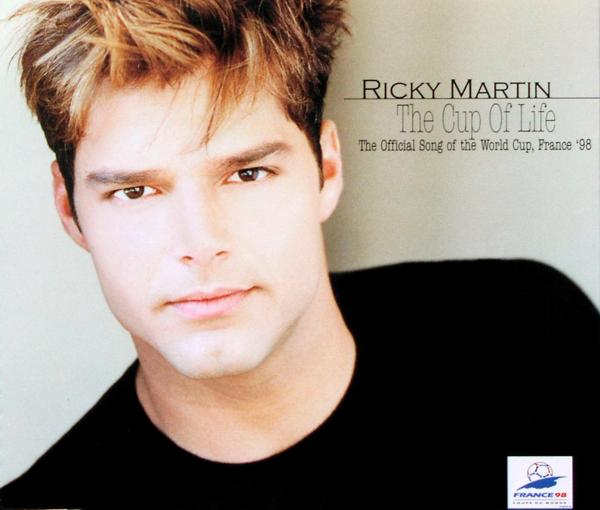 Martin, Ricky The Cup Of Life