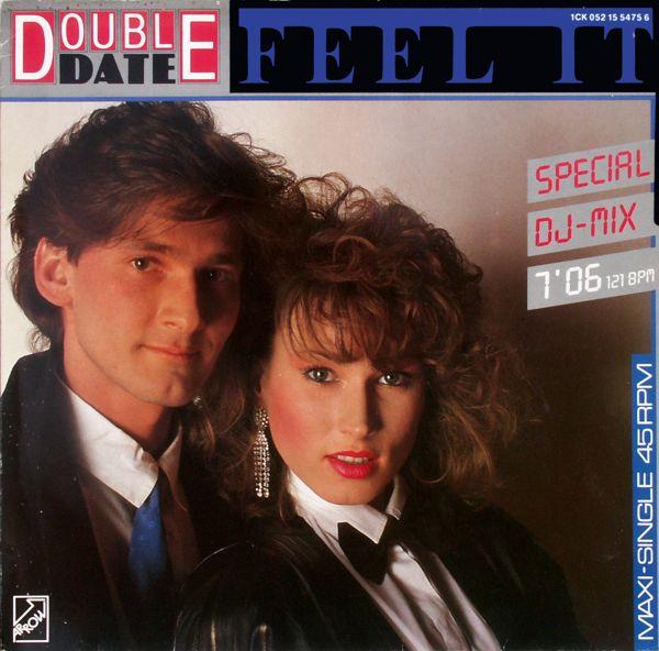 DOUBLE DATE - Feel It - 12 inch x 1