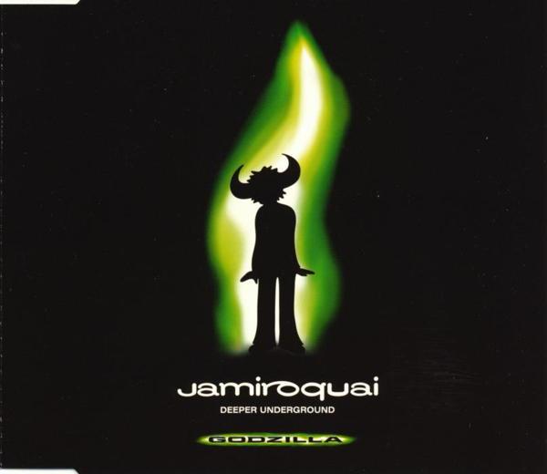 JAMIROQUAI - Deeper Underground - CD Maxi
