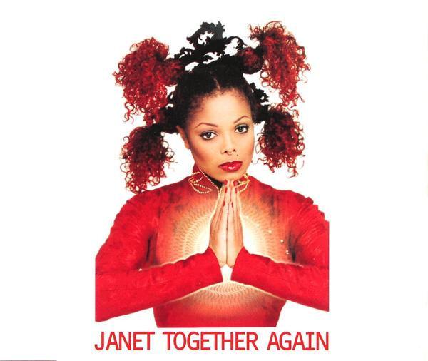 JACKSON, JANET - Together Again - MCD