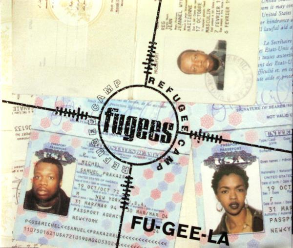 FUGEES - Fu-Gee-La - MCD