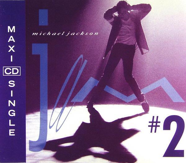 JACKSON, MICHAEL - Jam #2 - CD Maxi