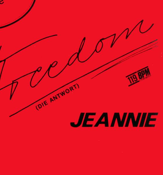 JEANNIE - Freedom - 12 inch x 1