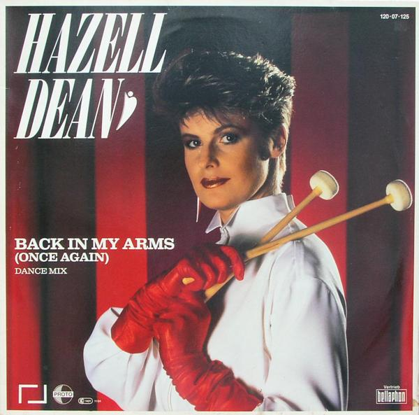 DEAN, HAZELL - Back In My Arms (Once Again) - 12 inch x 1