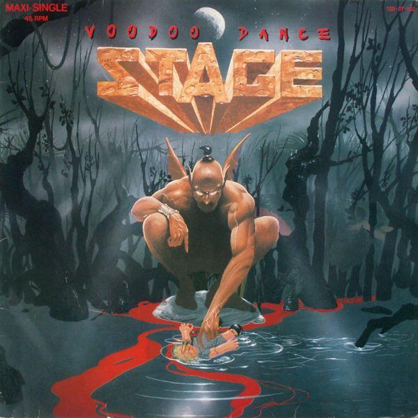 STAGE - Voodoo Dance - Maxi x 1