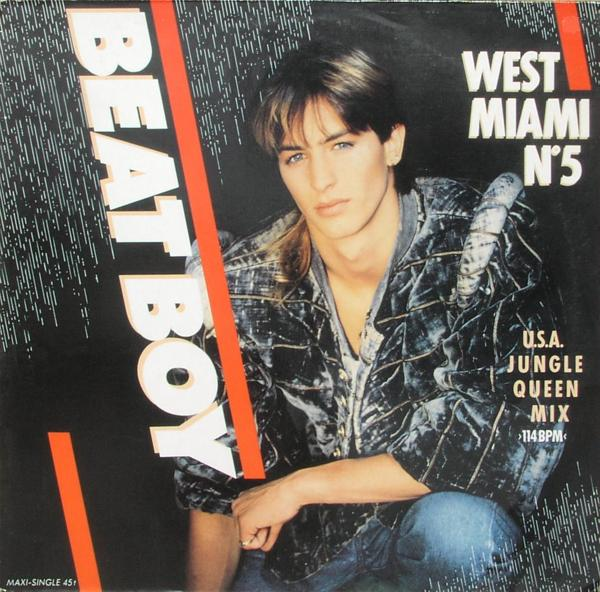 BEAT BOY - West Miami No 5 - Maxi x 1