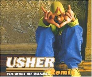 USHER - You Make Me Wanna - CD Maxi