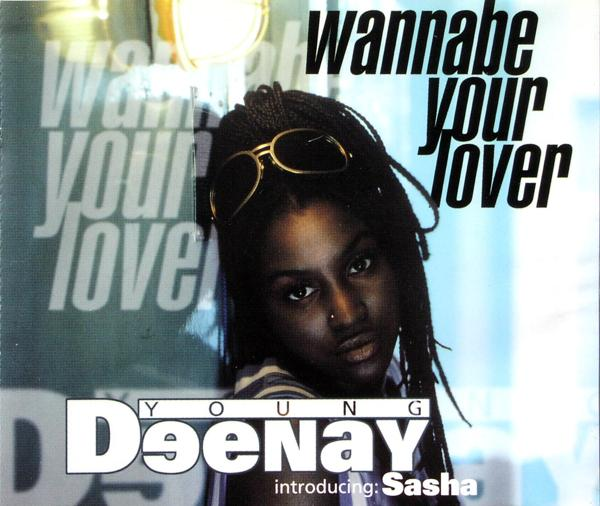 YOUNG DEENAY - Wannabe Your Lover - MCD