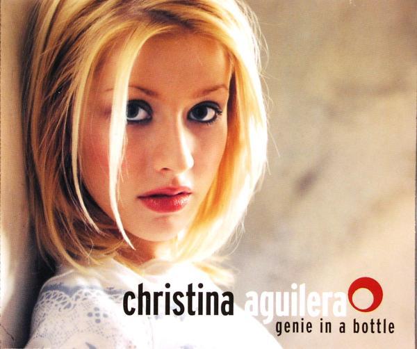 AGUILERA, CHRISTINA - Genie In A Bottle - CD Maxi