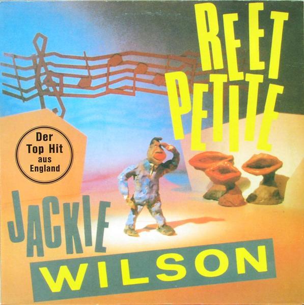 WILSON, JACKIE - Reet Petite - 12 inch x 1