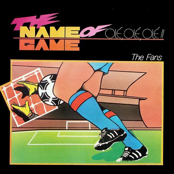 FANS - The Name Of The Game (Ol?, Ol?, Ol?) - Maxi x 1