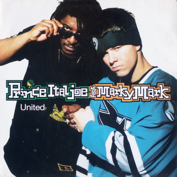 PRINCE ITAL JOE FEAT. MARKY MARK - United - Maxi x 1