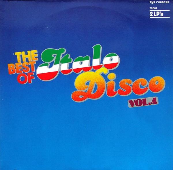 VARIOUS - The Best Of Italo Disco Vol. 4 - 33T x 2