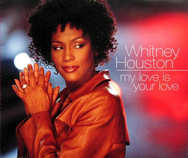 HOUSTON, WHITNEY - My Love Is Your Love - CD Maxi