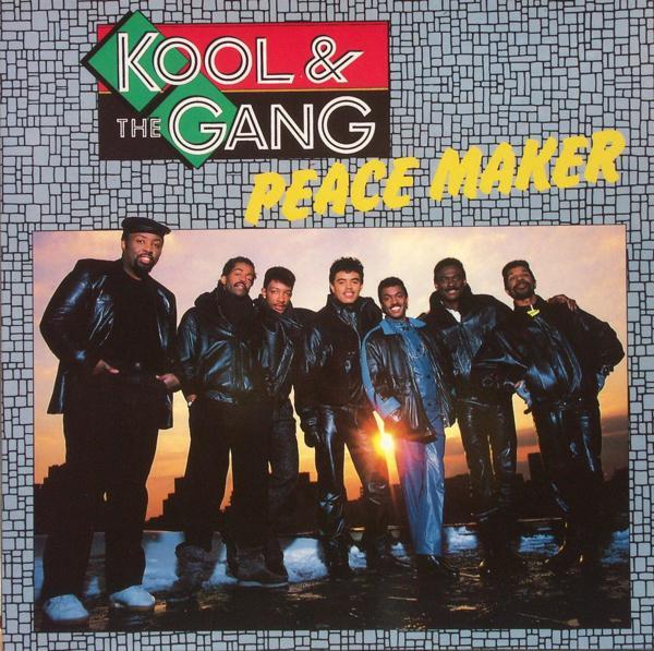 KOOL & THE GANG - Peace Maker - MCD