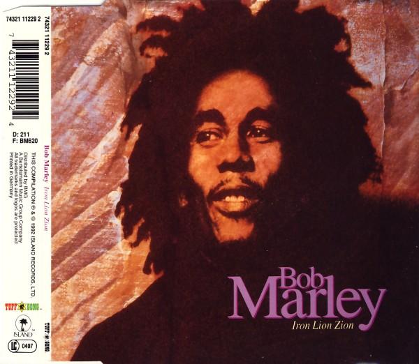 MARLEY, BOB - Iron Lion Zion - CD Maxi