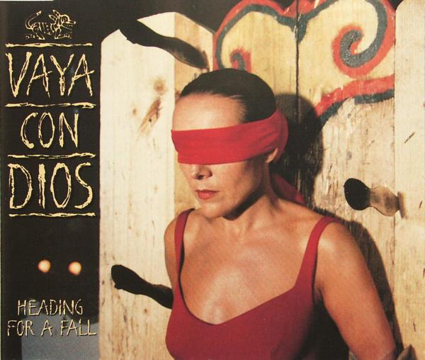 VAYA CON DIOS - Heading For A Fall - CD Maxi
