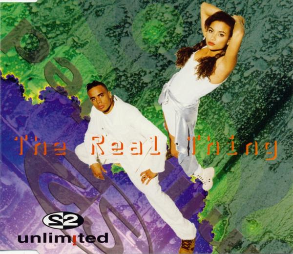 2 UNLIMITED - The Real Thing - MCD