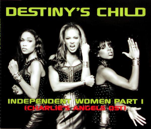 DESTINY'S CHILD - Independent Women Part 1 - MCD