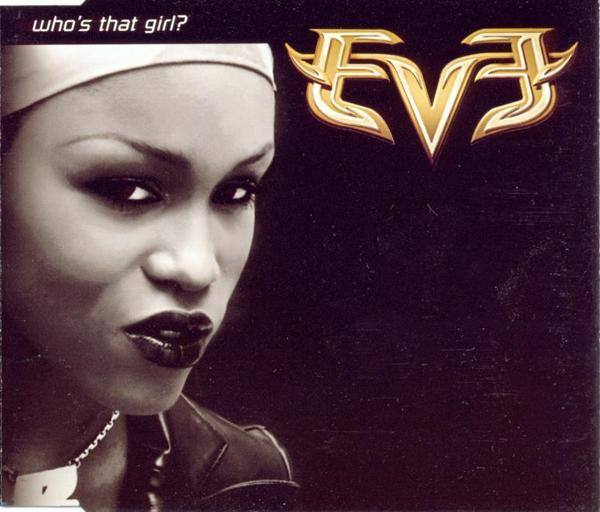 EVE - Who's That Girl - CD Maxi