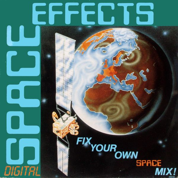 VARIOUS - Space Effects - 12 inch x 1