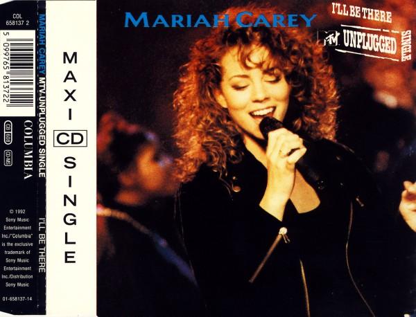 CAREY, MARIAH - I'll Be There MTV Unplugged - CD Maxi