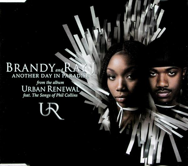 BRANDY & RAY J. - Another Day In Paradise - MCD