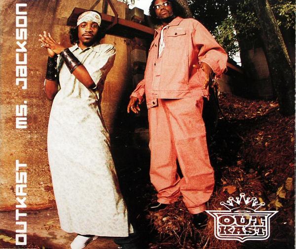 OUTKAST - Ms. Jackson - CD Maxi