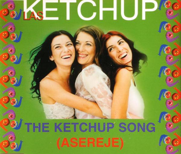 LAS KETCHUP - The Ketchup Song (Asereje) - MCD