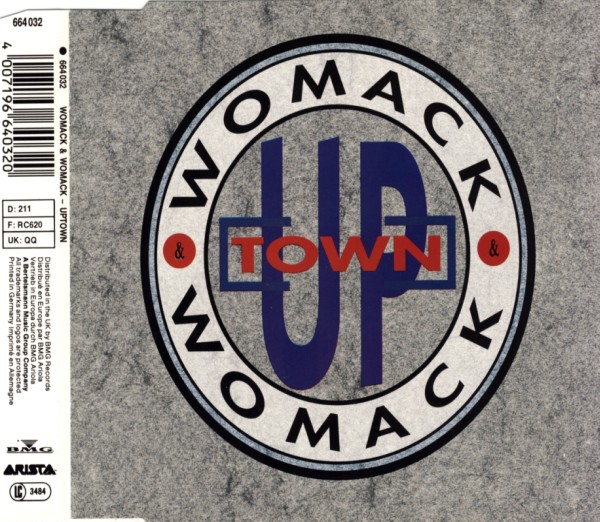 WOMACK & WOMACK - Uptown - MCD