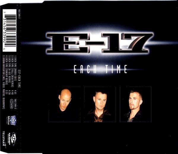 E-17 - Each Time - MCD