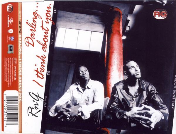R'N'G - Darlin'... I Think About You - CD Maxi