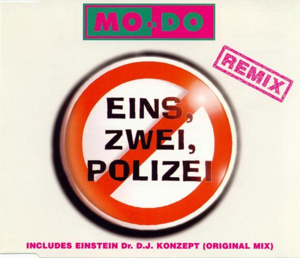 MO-DO - Eins, Zwei, Polizei Remix - MCD