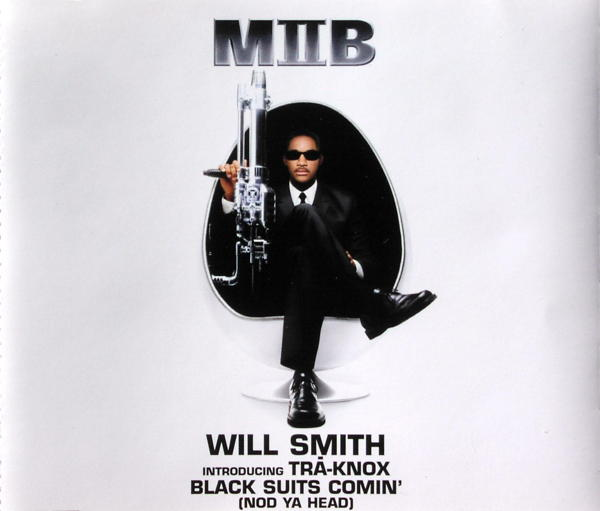 SMITH, WILL INTROD. TRA-KNOX - Black Suits Comin' (Nod Ya Hea - MCD