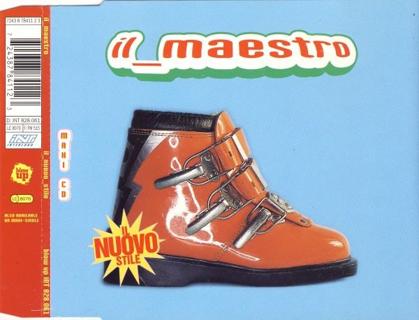 IL MAESTRO - Il Nuovo Stile - CD Maxi