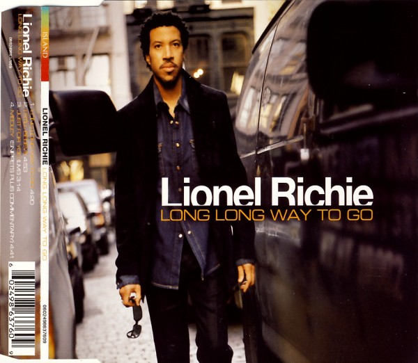 RICHIE, LIONEL - Long Long Way To Go - MCD