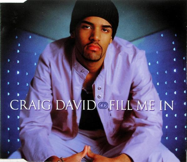 DAVID, CRAIG - Fill Me In - MCD