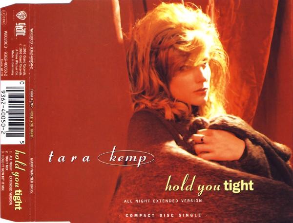 KEMP, TARA - Hold You Tight - CD Maxi