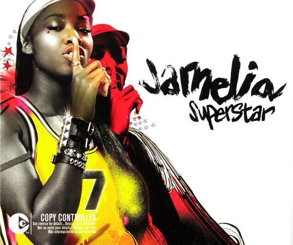 JAMELIA - Superstar - CD Maxi