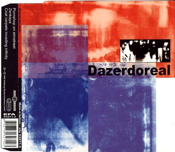 DAZERDOREAL - Pornshop On Elmstreet - CD Maxi