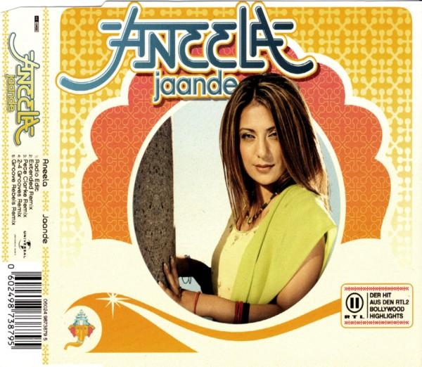 ANEELA - Jaande - CD Maxi