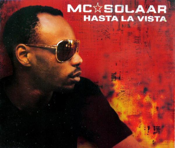 MC SOLAAR - Hasta La Vista - CD Maxi