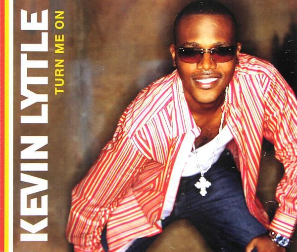 LYTTLE, KEVIN - Turn Me On - CD Maxi
